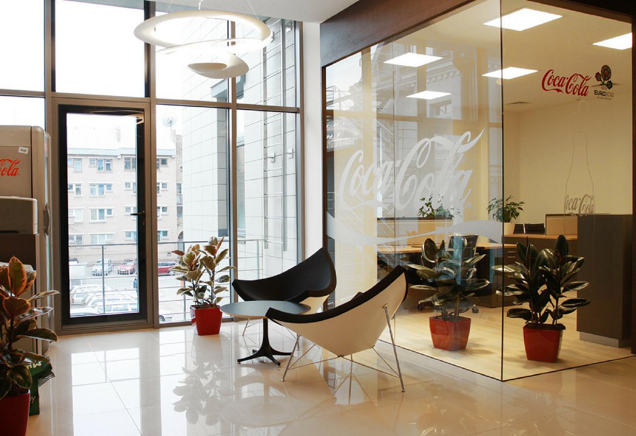 Coca Cola office 1