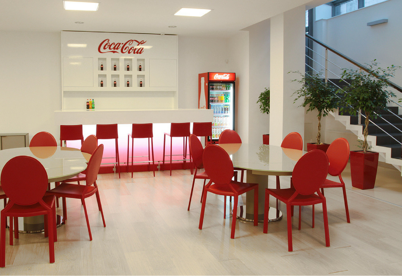 Coca Cola office 3